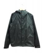 THE NORTH FACE(ザノースフェイス)の古着「レインジャケットセットアップ」|ブラック