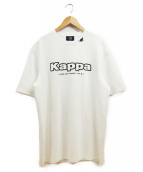 Kappa×A.FOUR(カッパ×エーフォー)の古着「プリントTシャツ」