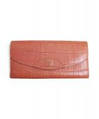 Felisi(フェリージ)の古着「長財布」|ピンクベージュ