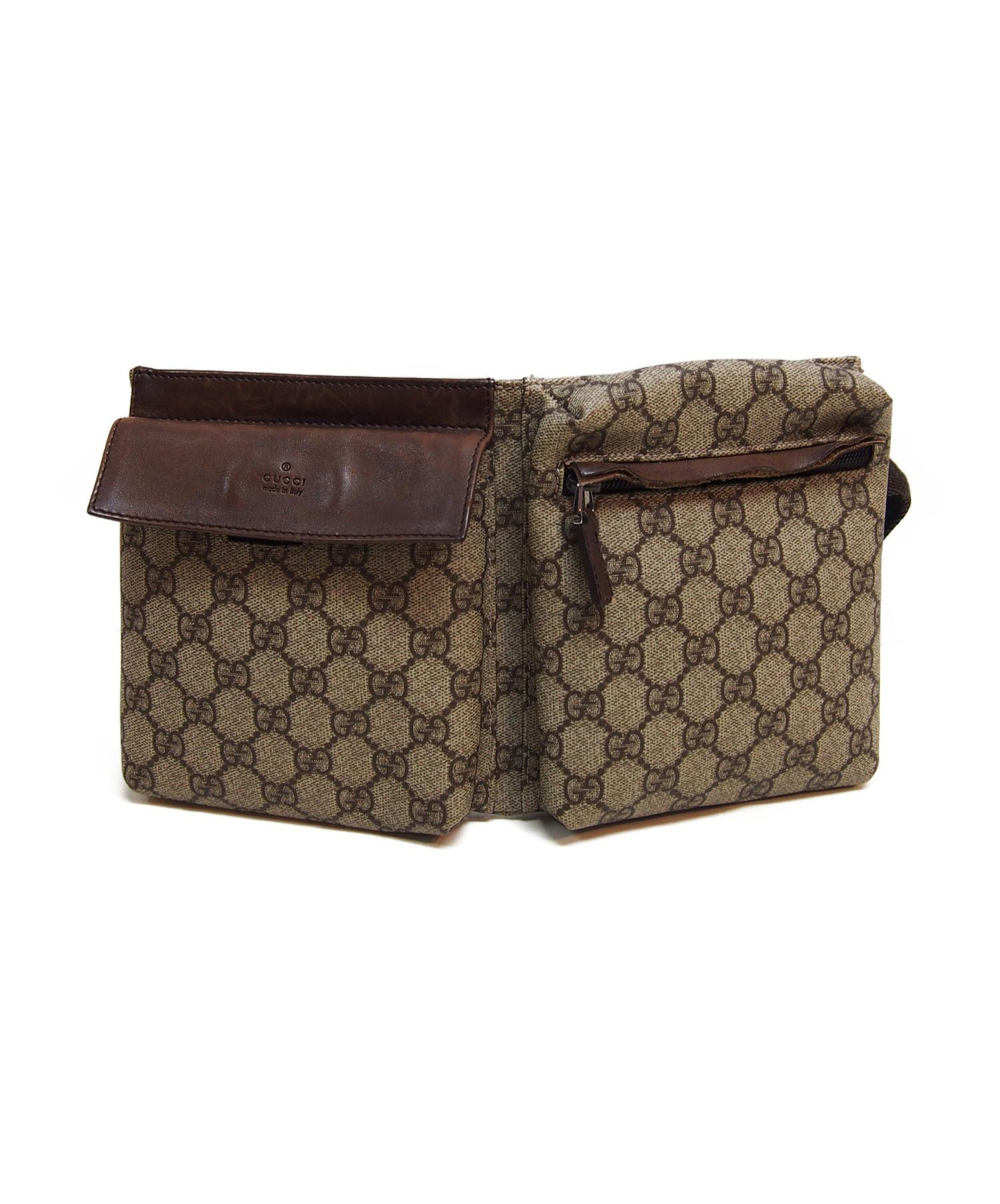 newest collection ba891 7c878 [中古]GUCCI(グッチ)のレディース バッグ ウエストポーチ