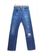 LEVIS VINTAGE CLOTHING(リーバイス ヴィンテージ クロージング)の古着「デニムパンツ」 ネイビー