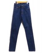 FUMIKA UCHIDA(フミカ ウチダ)の古着「デニムパンツ」|インディゴ