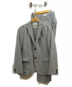 BEAUTY&YOUTH(ビューティアンドユース)の古着「セットアップジャケット」|グレー