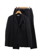 WILD THINGS(ワイルドシングス)の古着「セットアップジャケット」|グレー