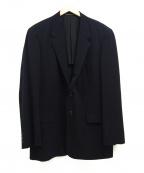 YOHJI YAMAMOTO COSTUME DHOMME(ヨウジヤマモトコスチュームドオム)の古着「ジャケット」|ブラック