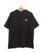 HUMAN MADE × Girls Don't Cry(ヒューマンメイド x ガールズドントクライ)の古着「Tシャツ」|ブラック