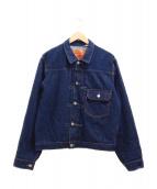 LEVI'S VINTAGE CLOTHING(リーバイスヴィンテージクロージング)の古着「1st型デニムジャケット」 インディゴ