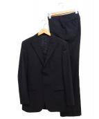 BURBERRY BLACK LABEL(バーバリーブラックレーベル)の古着「2Bスーツ」|ブラック