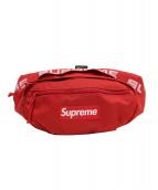 Supreme(シュプリーム)の古着「ウエストバッグ」|レッド