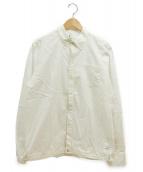 DENIM BY VANQUISH&FRAGMENT(デニム・ バイ・ヴァンキッシュ・アンド・フラグメント)の古着「ドローコードシャツ」|ホワイト