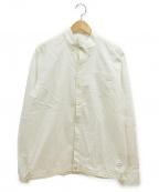 DENIM BY VANQUISH&FRAGMENT(デニムバイヴァンキッシュ&フラグメント)の古着「ドローコードシャツ」|ホワイト