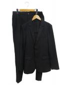 PLST(プラステ)の古着「セットアップスーツ」|ブラック
