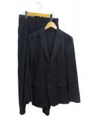 PLST(プラステ)の古着「セットアップスーツ」|ネイビー