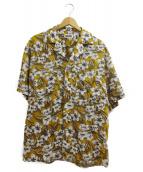 ONIKI(オニキ)の古着「アロハシャツ」|イエロー