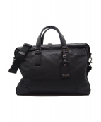 TUMI(トゥミ)の古着「ビジネスショルダーバッグ」 ブラック