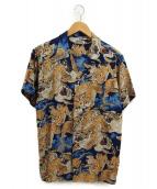 Sun Surf kalakaua(サンサーフ カラカウア)の古着「アロハシャツ」|ブルー