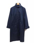 .efiLevol(エフィレボル)の古着「スリーレイヤーコート」|ネイビー