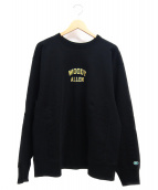 THE NERDYS(ザナーディーズ)の古着「ロゴスウェット」|ブラック