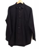 YS for men(ワイズフォーメン)の古着「ワイドシャツ」|ブラウン