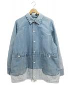 BRU NA BOINNE(ブルーナボイン)の古着「シーカージャケット」|ブルー