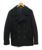 ESTNATION(エストネーション)の古着「Pコート」|ブラック