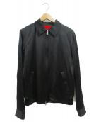 ISAMU KATAYAMA BACKLASH(イサムカタヤマバックラッシュ)の古着「刺繍ジャケット」|ブラック