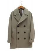 ORCIVAL(オーシバル)の古着「コート」|ベージュ