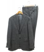 UNITED ARROWS TOKYO(ユナイテッドアローズトウキョウ)の古着「セットアップスーツ」 グレー