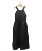 emmi×GRAMICCI(エミ×グラミチ)の古着「ワンピース」|ブラック
