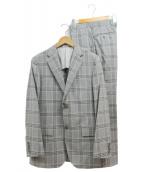 STEVEN ALAN(スティーブンアラン)の古着「セットアップスーツ」|グレー