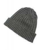 Maison Martin Margiela(メゾンマルタンマルジェラ)の古着「ニット帽」|グレー