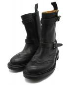 Tricker's(トリッカーズ)の古着「Biker Boot」|ブラック