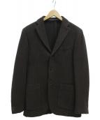 Cantarelli(カンタレリ)の古着「3Bジャケット」|ブラウン