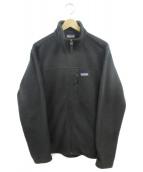 Patagonia(パタゴニア)の古着「シンチラジャケット」 ブラック