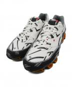 adidas by RAF SIMONS(アディダス バイ ラフシモンズ)の古着「スニーカー」|ホワイト×グレー