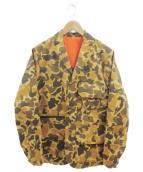 Columbia(コロンビア)の古着「ハンティングジャケット」 ベージュ