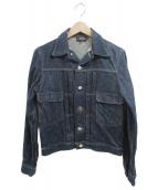 A.P.C.(アーベーセ)の古着「デニムジャケット」|ブルー