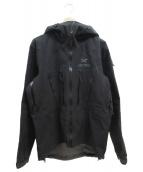 ARC'TERYX(アークテリクス)の古着「ALPHA SV JACKET」|ブラック