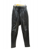 MIHARA YASUHIRO(ミハラヤスヒロ)の古着「加工パンツ」|ブラウン