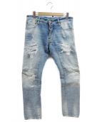 DSQUARED2(ディースクエアード)の古着「Tidy Biker jeans」|スカイブルー