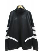 adidas×DESCENDANT(アディダス×ディセンダント)の古着「HIGH NECK TOP」|ブラック