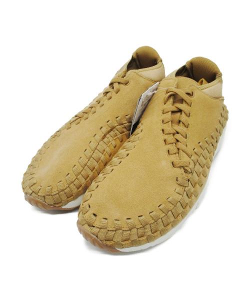 NIKE(ナイキ)NIKE (ナイキ) AIR FOOTSCAPE WOVEN CHUKKA ブラウン サイズ:27 443686-205の古着・服飾アイテム