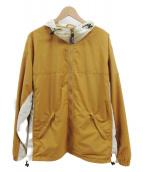 Supreme(シュプリーム)の古着「2-tone zip up jacket」|イエロー