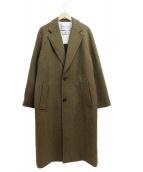 andersson bell(アンダースンベル)の古着「MIGUEL RAGLAN COAT」|ベージュ