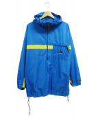 NIKE ACG(ナイキエーシージ)の古着「アノラックパーカー」|ブルー