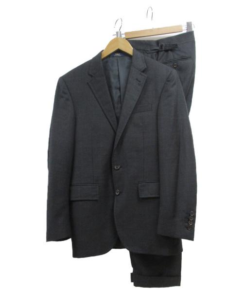 POLO RALPH LAUREN(ポロラルフローレン)POLO RALPH LAUREN (ポロラルフローレン) セットアップスーツ グレー サイズ:36の古着・服飾アイテム