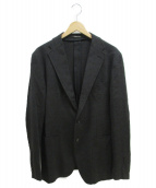 TAGLIATORE(タリアトーレ)の古着「ダカールテーラードジャケット」 グレー
