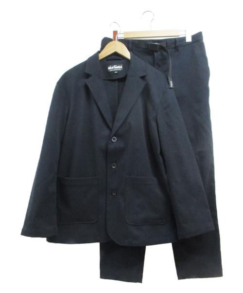 WILD THINGS(ワイルドシングス)WILD THINGS (ワイルドシングス) セットアップ ネイビー サイズ:Mの古着・服飾アイテム