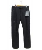 ARCTERYX(アークテリクス)の古着「Gamma LT Pant」 ブラック