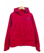 THE NORTH FACE(ザノースフェイス)の古着「SCOOP JACKET」|ピンク